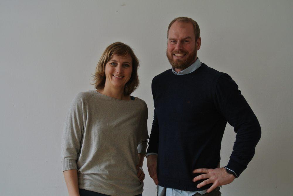 Ursula Schreck/ZAUNKÖNIG (Mentee), Benjamin Hein/etage8 (Mentor)