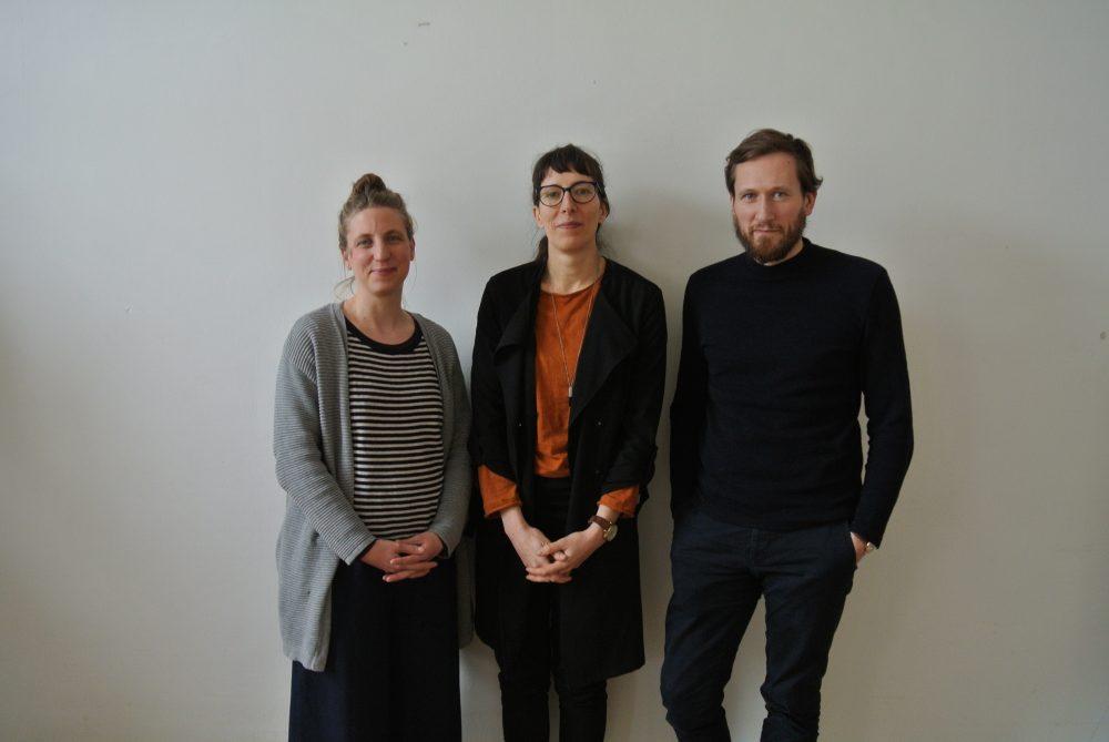 Marija Skoko/Studio Spolek (Mentee), Lea Korzeczek, Matthias Hiller/Studio OINK (Mentoren)